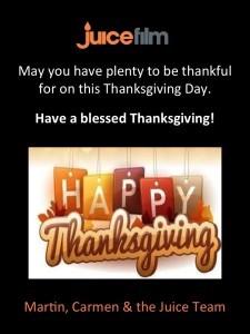Thanksgiving Final